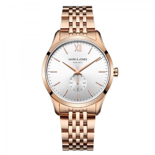 Mark & Jones Rosegold watch