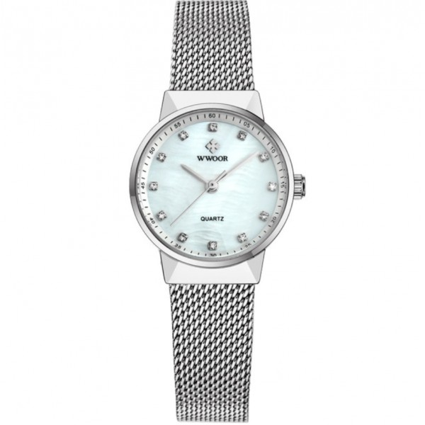 wwoor watch silver women