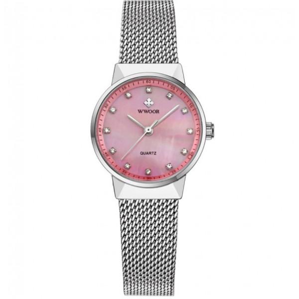 WWOOR watch pink.