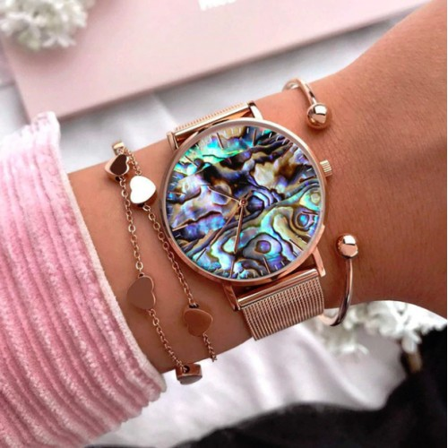 Laie Marble watch