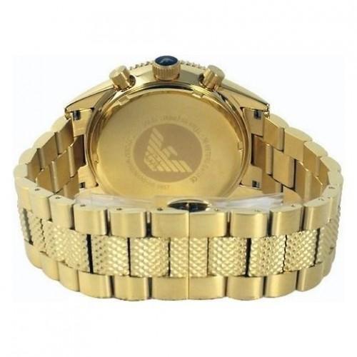 emporio Armani - Classic AR5857 Guld ur lænke