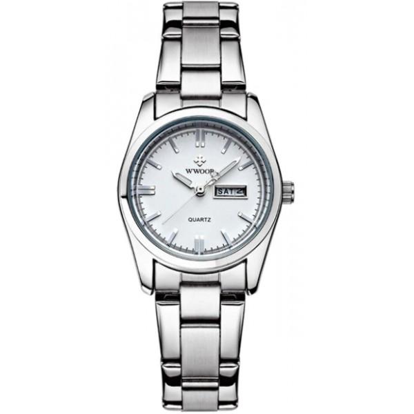 WWOOR - Day-Date Silver ur