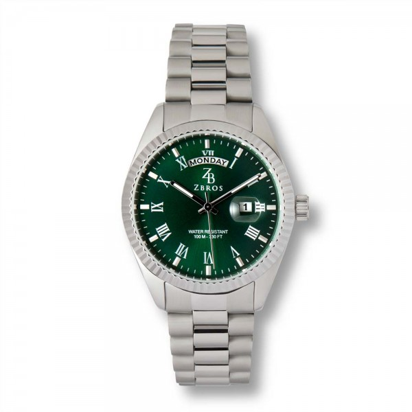 ZBros - Green Metropolitan