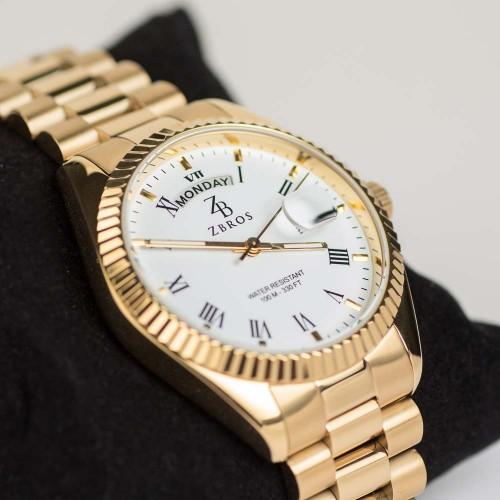 Zbros - Gold Metropolitan