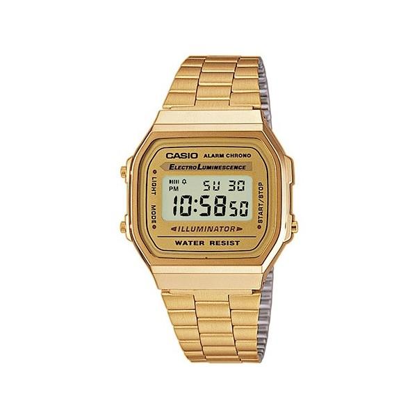 Casio Vintage Gold A168WG-9E
