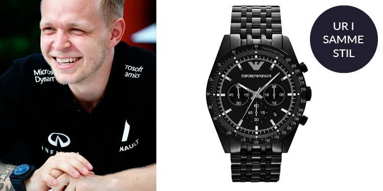 Kevin Magnussen ur