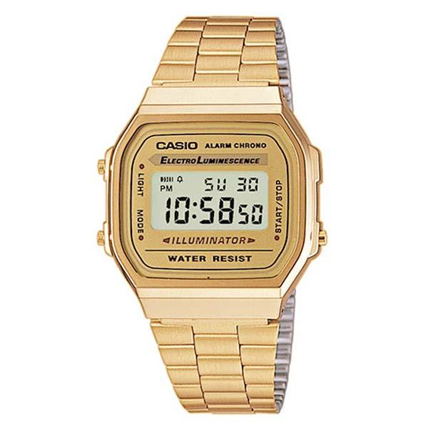 Casio Vintage Guld ur 399kr.