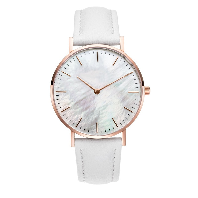 Anonymous D. - Basic Marble White Leather - 399kr.