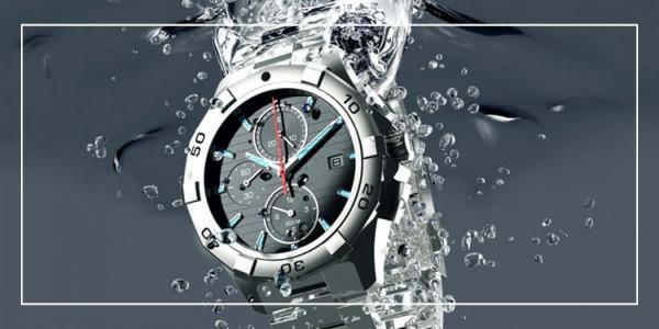 Vandtæt vs. Vandafvisende ure